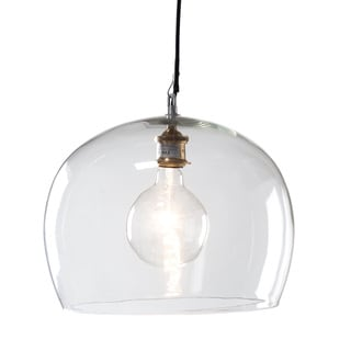 Kimball Pendant Light - Small Clear