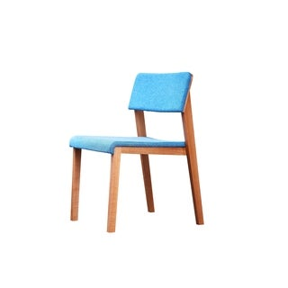 Danish Spunk Armless Chair