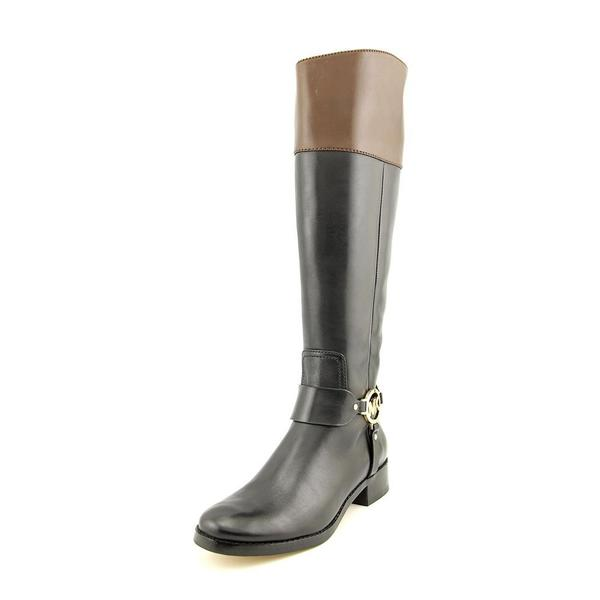18e0ad99862 Shop Michael Michael Kors Women s  Fulton Harness Boot Wide Calf ...
