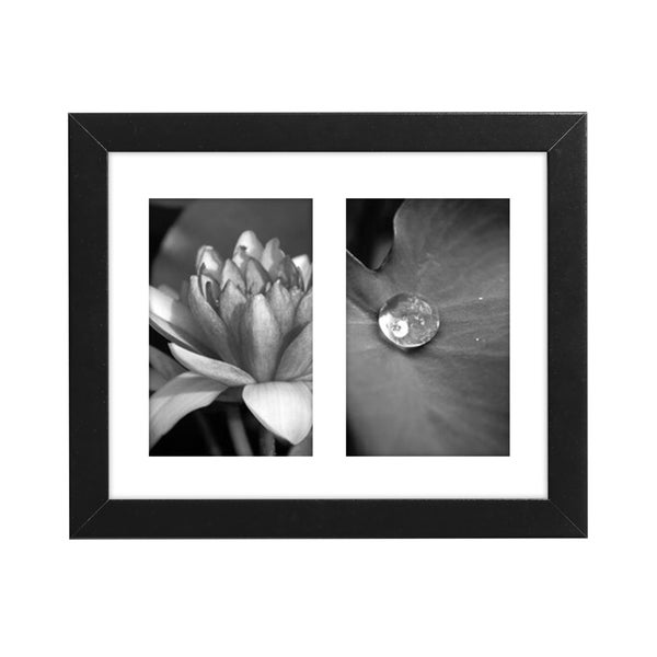 Americanflat Black Matted Collage Picture Frame