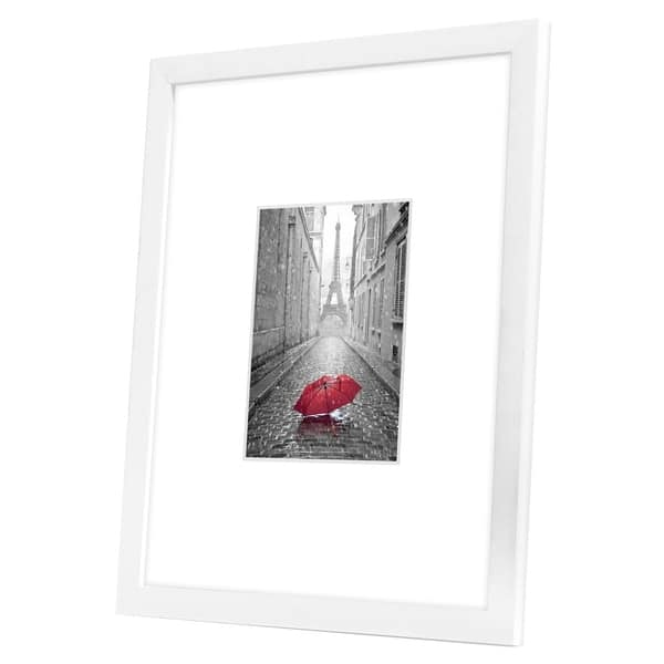 Americanflat 11x14 White Picture