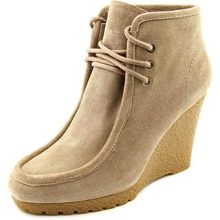Michael Michael Kors Women's 'Rory Bootie' Tan Suede Boots