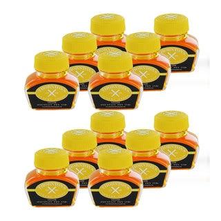 Thornton's Luxury Goods Yellow 30-milliliter Fountain Pen Ink Bottle