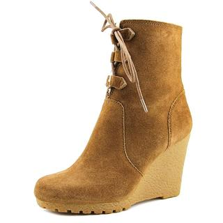 Michael Michael Kors Women's 'Rory Bootie' Brown Suede Boots