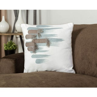 Somette Square Accent Throw Pillow