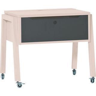 Voelkel Spot Collection Workstation Desk with Lift-top on Castors