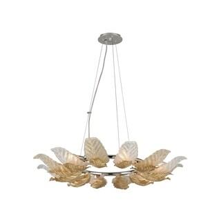 Corbett Lighting Anello 6-light Pendant - Gold