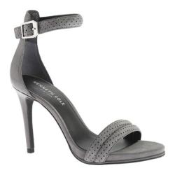 Women's Kenneth Cole New York Brooke Two Piece Sandal Earl Gray Leather