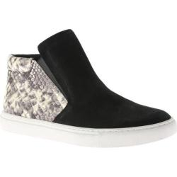 Women's Kenneth Cole New York Kalvin Sneaker Black Multi Nubuck/Embossed Leather