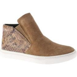 Women's Kenneth Cole New York Kalvin Sneaker Natural Multi Nubuck/Embossed Leather