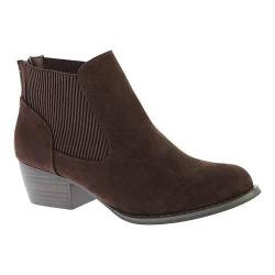 Women's Portland Boot Company Chasing Chelsea Ankle Boot Brown