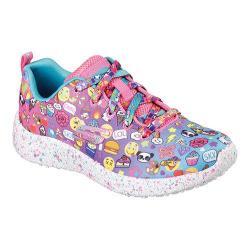 Girls' Skechers Burst Emoti-Cutie Sneaker Multi