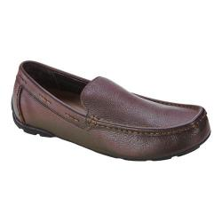 Men's Tempur-Pedic Brantford Driver Cognac Leather