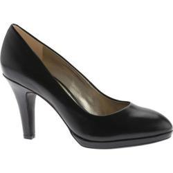 Women's Anne Klein Lolana Pump Black Leather