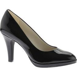 Women's Anne Klein Lolana Pump Black Patent Leather
