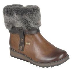 Women's Remonte Shanice D8874 Boot Muskat/Antik/Sigaro