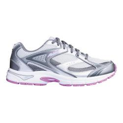 Women's Avia Avi-Execute Steel Grey/Chrome Silver/Orchid/Skyway Blue/Grey|https://ak1.ostkcdn.com/images/products/131/255/P19948963.jpg?impolicy=medium