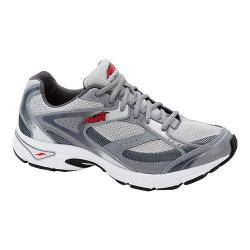 Men's Avia Avi-Execute Sneaker Frost Grey/Iron Grey/Formula One Red