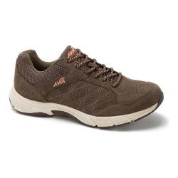 Women's Avia Avi-Journey Walking Shoe Chocolate Chip/Soft Coral/Snowline Ecru|https://ak1.ostkcdn.com/images/products/131/255/P19948966.jpg?impolicy=medium
