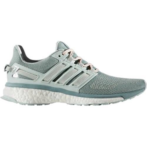6af97cc9db9 Shop Women s adidas Energy Boost 3 Running Shoe Vapor Green Chalk White  Vapor Steel - Free Shipping Today - Overstock - 13242659
