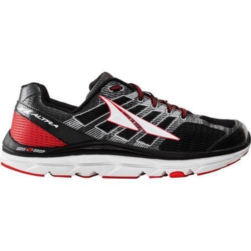 Men's Altra Footwear Provision 3 Running Shoe Black/Red