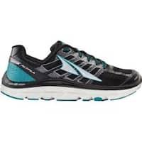Women's Altra Footwear Provision 3 Running Shoe Black/Teal