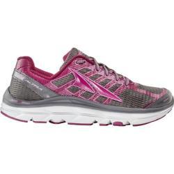 Women's Altra Footwear Provision 3 Running Shoe Gray/Purple