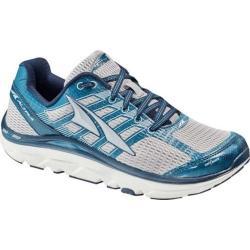Women's Altra Footwear Provision 3 Running Shoe Silver/Blue
