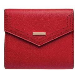 Women's Lodis Stephanie Under Lock and Key Lana French Purse Red
