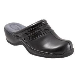 Women's SoftWalk Abby Black Veg Calf Leather/Patent