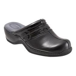 Women's SoftWalk Abby Black Veg Calf Leather/Patent
