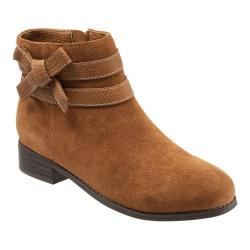 Women's Trotters Luxury Ankle Boot Tan Suede