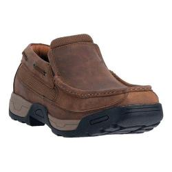 Men's Dan Post Boots Armstrong ST Oxford DP67681 Tan Leather (More options available)