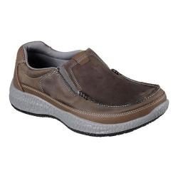 Men's Skechers Relaxed Fit Bursen Esten Loafer Charcoal