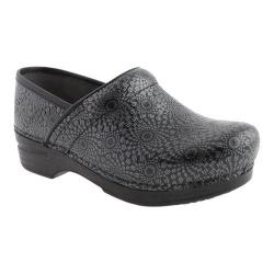 Women's Dansko Pro XP Clog Black Medallion
