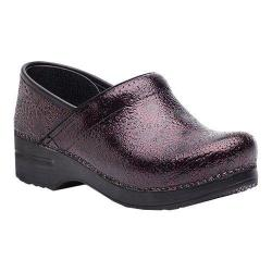 Women's Dansko Professional Clog Wine Medallion