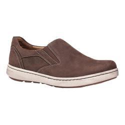 Men's Dansko Viktor Slip-On Sneaker Brown Milled Nubuck