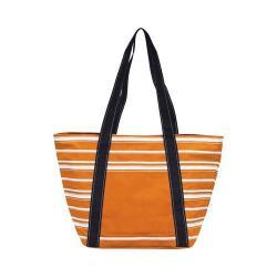 Preferred Nation P2836 Capri Tote (Set of 2) Orange