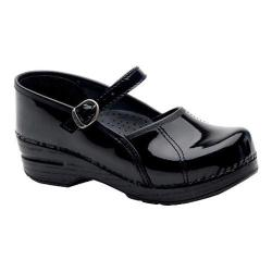 Women's Dansko Marcelle Mary Jane Black Patent Leather