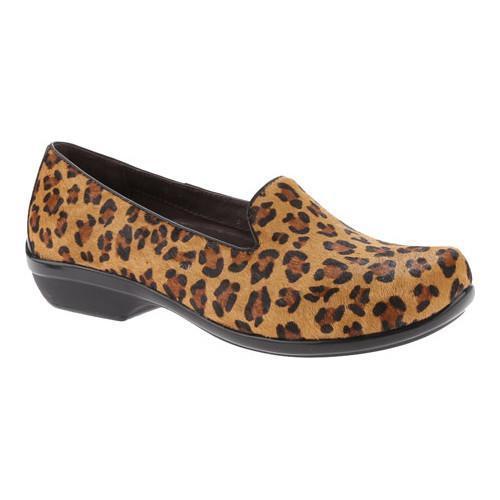 c9f9c94feb3 Shop Women s Dansko Olivia Flat Leopard Hair Calf - Free Shipping Today -  Overstock - 13345812