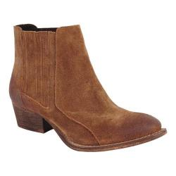 Women's Charles by Charles David Yale Bootie Cognac Suede
