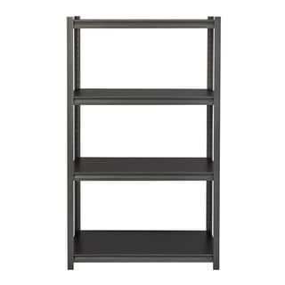 """Iron Horse 3200 lb Concealed Riveted Shelving, 60""""Hx36""""Wx18""""D, Gray"""