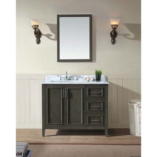 "Jude 42"" Single Bathroom Vanity Set"