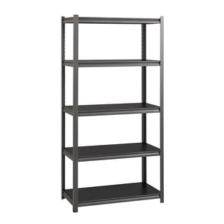 Space Solutions 1500 Series 5 Shelf Shelving Unit Free