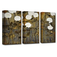 Ready2HangArt 'A Million Wishes I/II/III' by Norman Wyatt, Jr 3 Piece Canvas Art Set