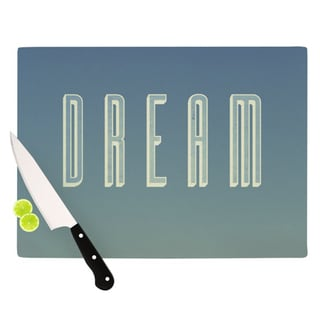 """Kess InHouse Galaxy Eyes """"Dream Print"""" Cutting Board"""