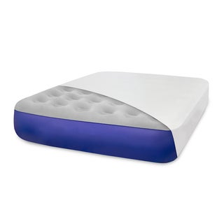 Classic Self-inflating Full-size Airbed with Washable Cover