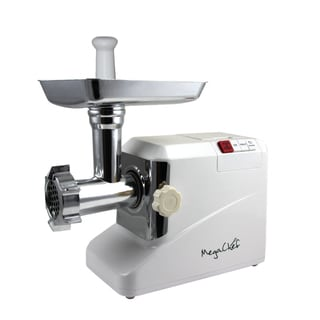 Mega Chef 1800 Watt High Quality Automatic Meat Grinder for Household Use