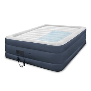 Premier Twin-size Memory Foam Top Air Bed