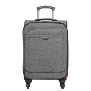 Ricardo Beverly Hills Malibu Bay 20-Inch Expandable Carry-On Spinner Upright Suitcase